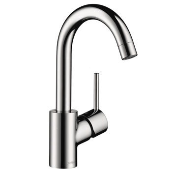 Hansgrohe 32070001 Talis Single-Hole Lavatory Mixer - Chrome