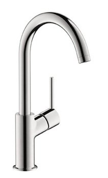 Hansgrohe 32082001 Talis S Single Hole Faucet - Chrome