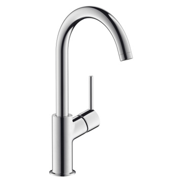 Hansgrohe 32082821 Talis S Single Hole Faucet - Brushed Nickel (Pictured in Chrome)