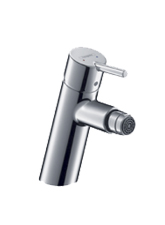 Hansgrohe 32240821 Talis Single-Hole Bidet Faucet - Brushed Nickel (Pictured in Chrome)
