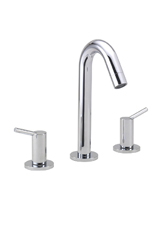 Hansgrohe 32310821 Talis Widespread Lavatory Faucet - Brushed Nickel (Pictured in Chrome)