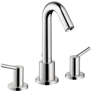 Hansgrohe 32313001 Talis 3-Hole Roman Tub Set (Trim Only) - Chrome