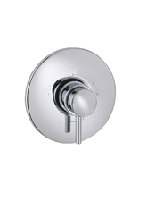 Hansgrohe 32318821 Talis ThermoBalance III (Trim Only) - Brushed Nickel (Pictured in Chrome)