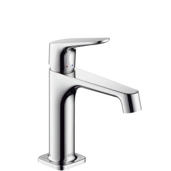 Hansgrohe 34010001 Axor Citterio M Single-Hole Lavatory Faucet - Chrome