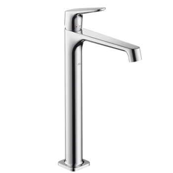 Hansgrohe 34120001 Axor Citterio M Tall Single-Hole Lavatory Faucet - Chrome