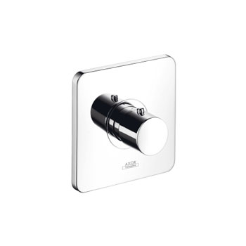 Hansgrohe 34714821 Axor Citterio M Thermostatic Trim - Brushed Nickel (Pictured in Chrome)