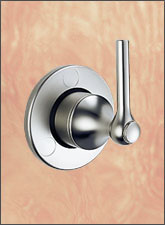 Hansgrohe 37885001 Trio Diverter - Chrome