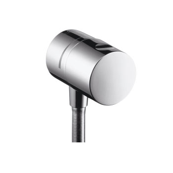 Hansgrohe 38882001 Axor Uno Fix Fit Wall Outlet - Chrome