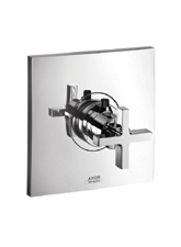 Hansgrohe 39384001 Axor Citterio Universal Ecostat Thermostatic Mixer - Chrome