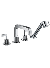 Hansgrohe 39454001 Axor Citterio Roman Tub Faucet Trim Only - Chrome
