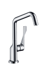 Hansgrohe 39850001 Axor Citterio Single-Hole Kitchen Faucet - Chrome