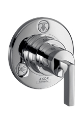 Hansgrohe 39895001 Axor Citterio Trio Diverter with Trim - Chrome