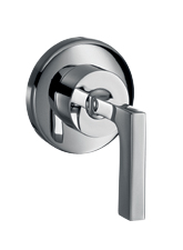 Hansgrohe 39960001 Axor Citterio Volume Control with Trim - Chrome