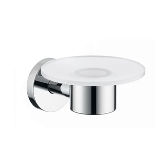 Hansgrohe 40515000 E & S Accessories Soap Dish - Chrome