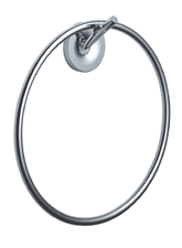 Hansgrohe 40821000 Axor Starck X Towel Ring - Chrome