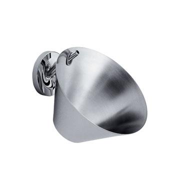 Hansgrohe 40833000 Axor Starck X Soap Dish - Chrome