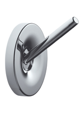 Hansgrohe 40837000 Axor Starck X Robe Hook - Chrome