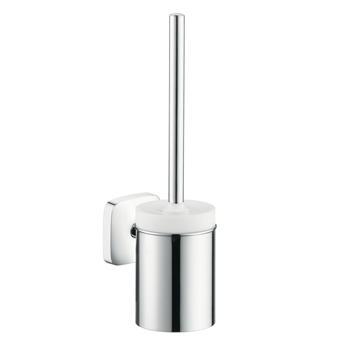 Hansgrohe 41505000 PuraVida Toilet Brush With Holder - Chrome