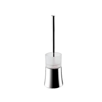 Hansgrohe 41536000 Axor Citterio Toilet Brush with Holder - Chrome