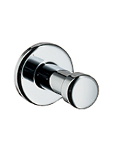 Hansgrohe 41537820 Axor Citterio Face Cloth Hook - Brushed Nickel (Pictured in Chrome)