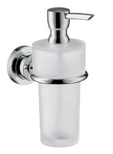 Hansgrohe 41503000 PuraVida Soap Dispenser Chrome HG41503000