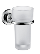 Hansgrohe 41734000 Axor Citterio Tumbler/Holder - Chrome