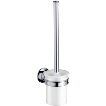 Hansgrohe 42035820 Axor Montreux Toliet Brush w/Holder - Brushed Nickel (Pictured in Chrome)