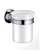 Hansgrohe 42134830 Axor Montreux Tumbler/Holder - Polished Nickel (Pictured in Chrome)