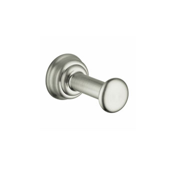 Hansgrohe 42137820 Axor Montreux Robe Hook - Brushed Nickel