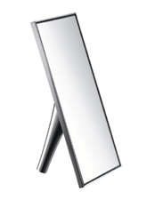 Hansgrohe 42240000 Axor Massaud Freestanding Mirror - Chrome