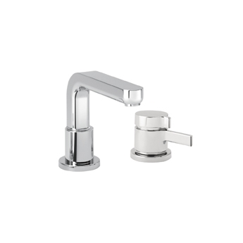 Hansgrohe 04135820 Metris S Trim 2-Hole Thermostatic Tub Filler Brushed Nickel (Pictured in Chrome)
