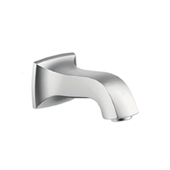 Hansgrohe 13413921 Metris C Tub Spout - Rubbed Bronze (Pictured in Chrome)