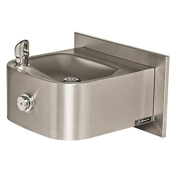 Haws 1105BP Wall Mount Fountain - Stainless Steel