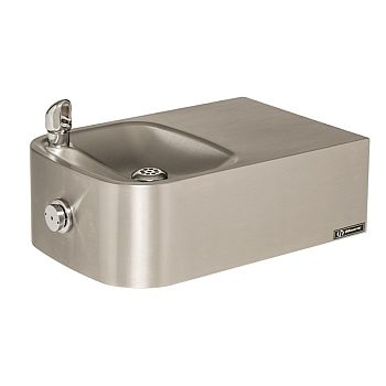 Haws 1109.14 Barrier-Free Wall Mount Fountain - Stainless Steel