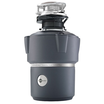 InSinkErator PRO-CC-PLUS Cover Control Plus Evolution 3/4 HP Household Garbage Disposer