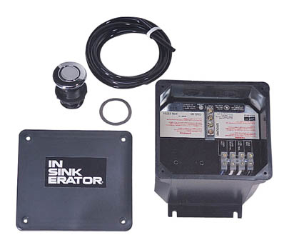 InSinkErator CAS-00 Air Switch - Chrome