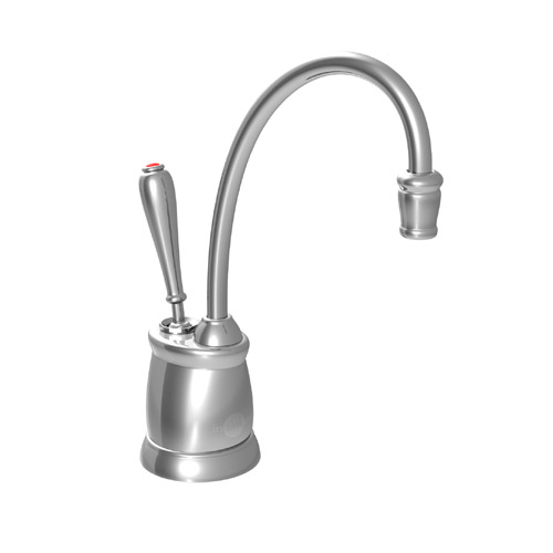 InSinkErator F-GN2215C Indulge Tuscan Hot Water Dispenser, Faucet Only - Chrome
