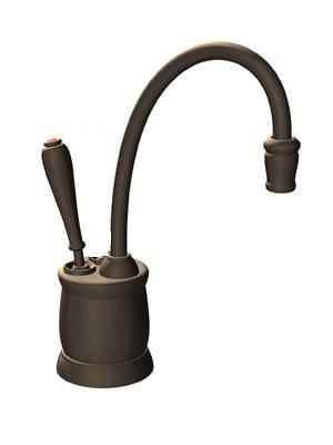 InSinkErator F-GN2215MB Indulge Tuscan Hot Water Dispenser, Faucet Only - Mocha Bronze