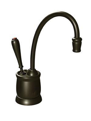 InSinkErator F-GN2215ORB Indulge Tuscan Hot Water Dispenser, Faucet Only - Oil Rubbed Bronze