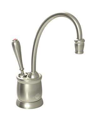 InSinkErator F-GN2215PN Indulge Tuscan Hot Water Dispenser, Faucet Only - Polished Nickel