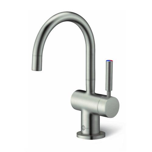 InSinkErator F-HC3300SN Indulge Modern Instant Hot Water Dispenser - Satin Nickel