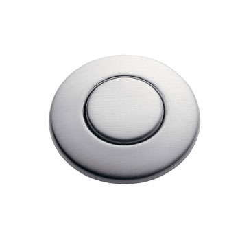 InSinkErator STC-SN SinkTop Switch Button - Satin Nickel