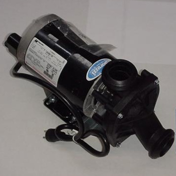 Jacuzzi c146000 j pump motor only 16a 115 vac 60hz with for Jacuzzi pumps and motors