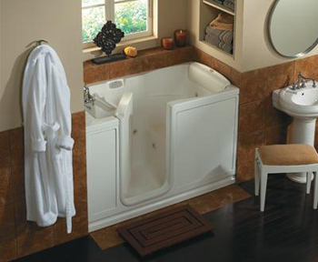 Jacuzzi� EY15-959 Finestra� 6030 Walk-In Skirted Whirlpool 60