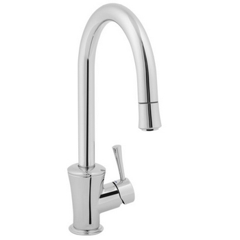 Jado 803/800/100 Basil Single Handle Kitchen Faucet - Chrome