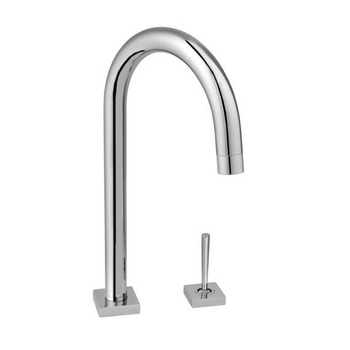 Jado 804/800/100 Cayenne Single Joystick Handle Kitchen Faucet - Chrome