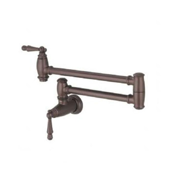 Jado 800/902/105 Traditional Pot Filler - Old Bronze