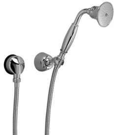 Jado 842/127/100 Hatteras Wall Hand Shower Set - Polished Chrome