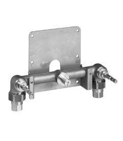 Jado 899/997/191 Roughs Lever Handle Wall Mounted Lavatory Rough