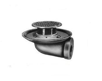 Jay r smith 2015 t04 a05 nb 4 side outlet floor drain body with jay r smith 2015 t04 a05 nb 4 tyukafo
